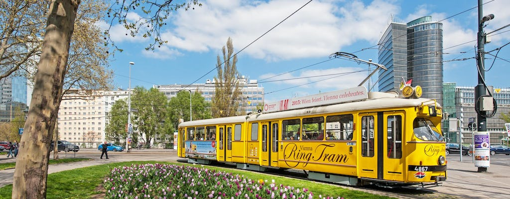Vienna Ring Tram ticket