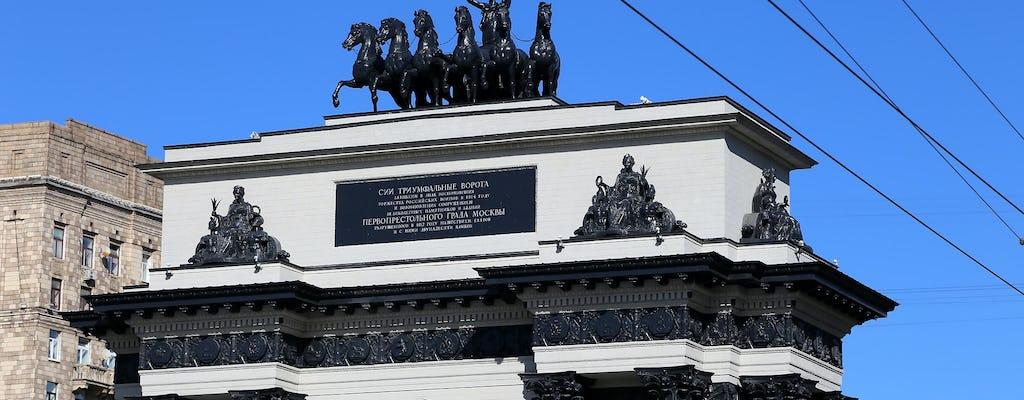 Visita guiada Segunda Guerra Mundial en Moscú