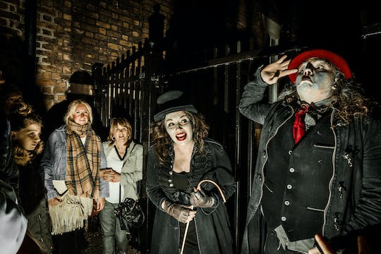 Hope Street Shivers ghost tour of Liverpool