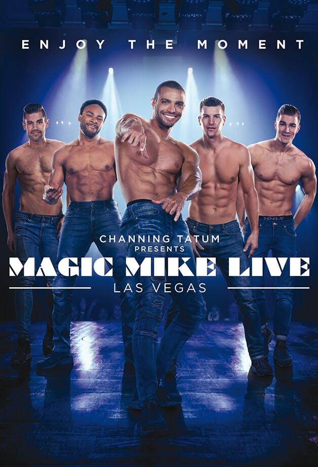 Tickets to Magic Mike Live