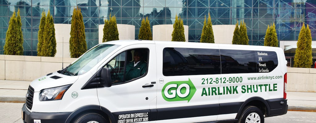 Go Airlink NYC shared ride airport shuttle