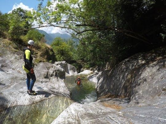 Canyoning pro Val Grande