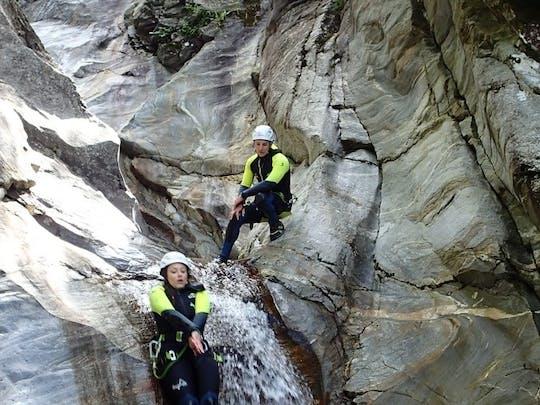 Canyoning pro Boggera