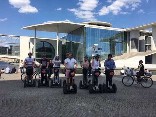 Excursão premium em Berlim Segway saindo do hotel Hilton