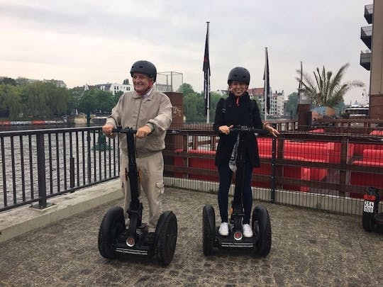 VIP Private self-balancing scooter Tour