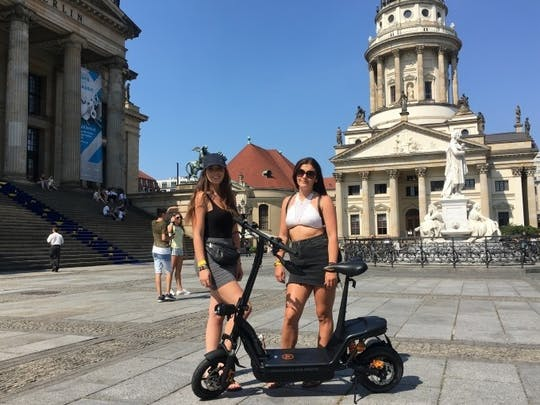Alquiler de E-Scooter Berlín