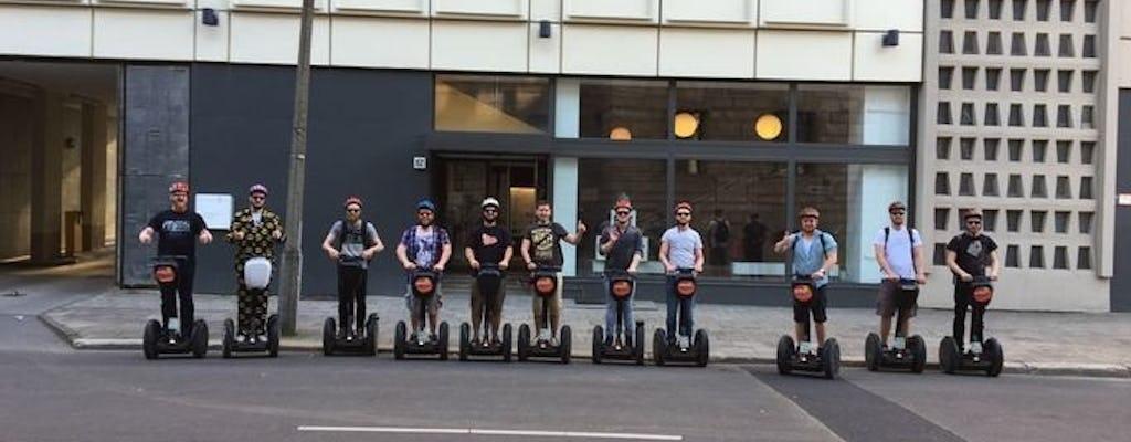 Location d'un scooter auto-équilibré à l'hôtel Berlin