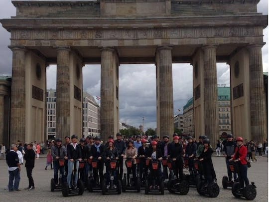 Berlin self-balancing scooter evening tour