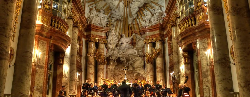 Mozart Requiem concert at St. Charles Church