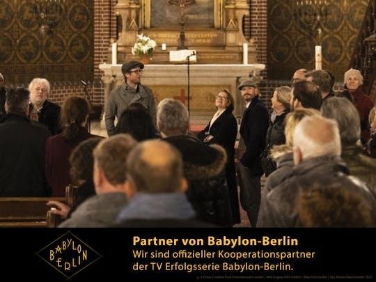 Babylon Berlin Stadtrundfahrt