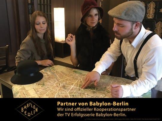 Babylon Berlin 6-stündiger Rundgang mit Mittagessen