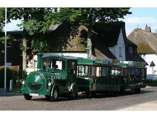 Föhr Friesenexpress Entdeckungstour mit Bahn oder Bus
