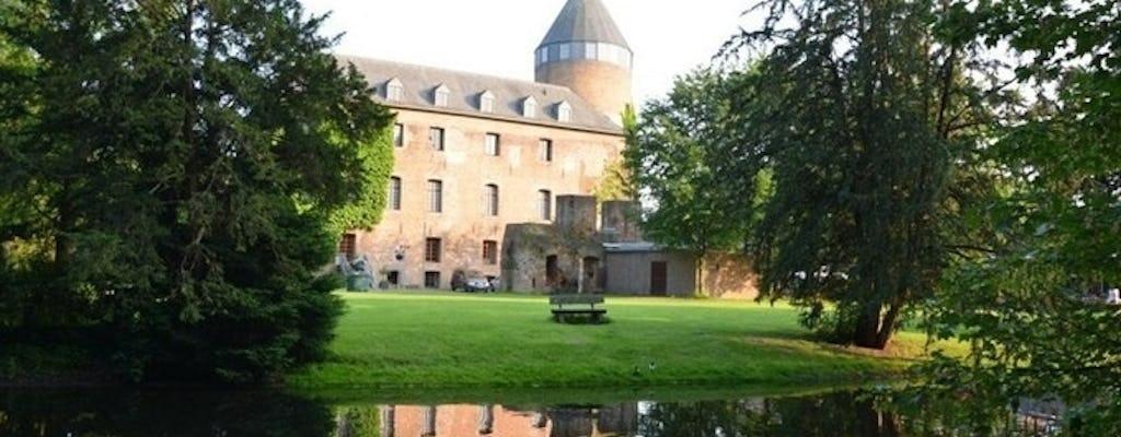 Schwalmtal E-Stehroller-Tour zum Hariksee und Brüggen 2 Stunden