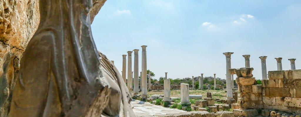 Wycieczka do Salamis i Famagusty z Larnaki