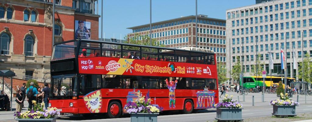 Autobús turístico de Kiel durante 24 horas
