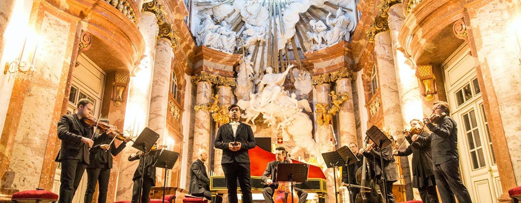 Vivaldi's Four Seasons concert at St. Charles church