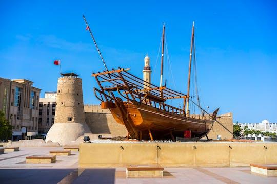 Geschiedenis en cultuur van Dubai dagtour