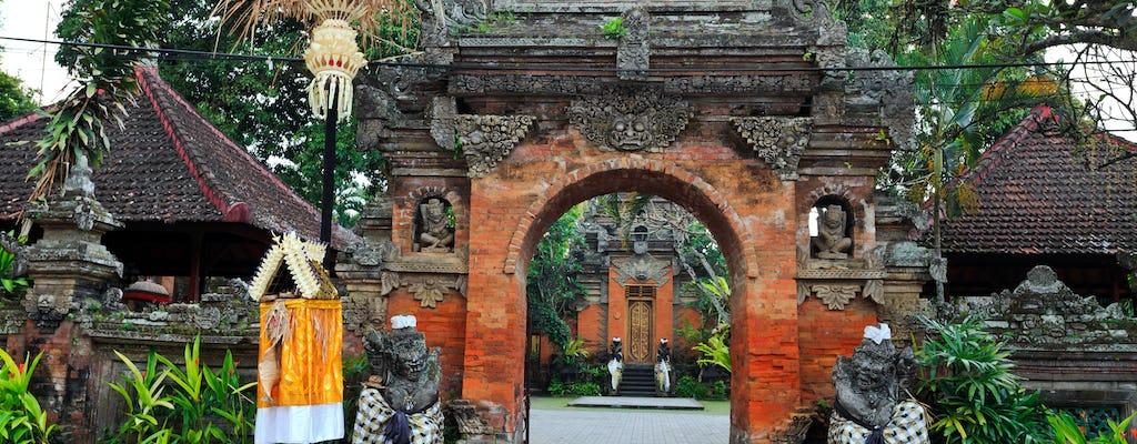 Besichtigung des Ubud Village