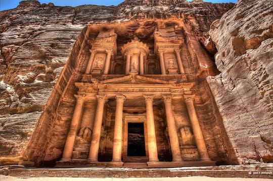Transferência privada de Amã para Petra