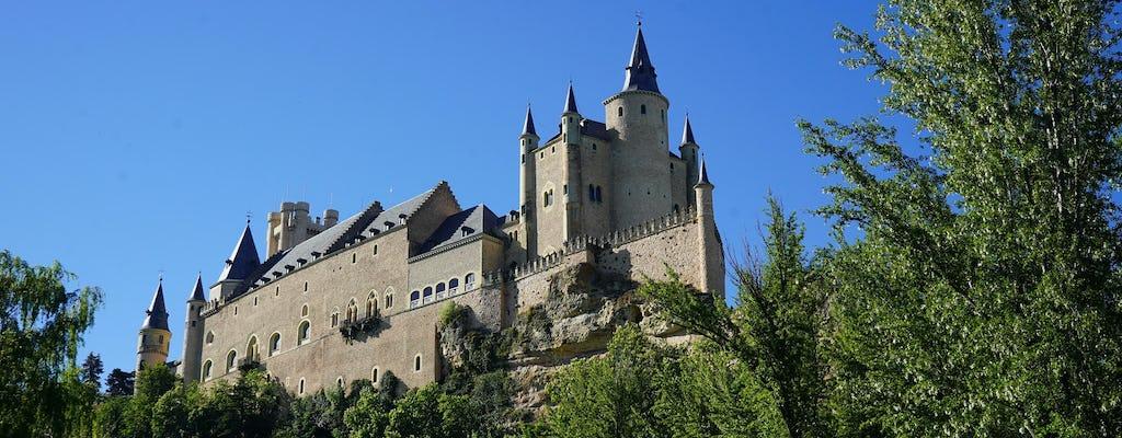 Excursão de dia inteiro a Toledo e Segovia saindo de Madri
