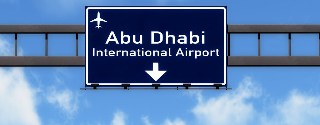 Arrival transfer from Abu Dhabi Airport