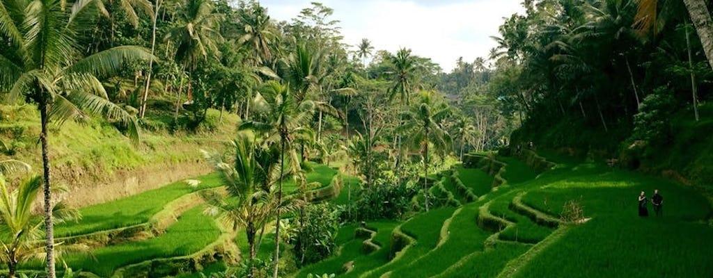 Nieznana wycieczka piesza na Bali