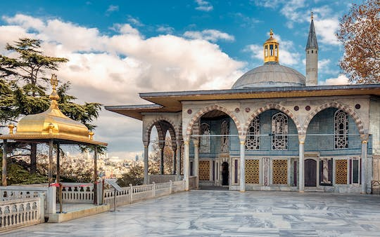 Topkapi Palace fast track ticket and Harem tour with a a historian guide