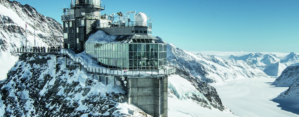 Day trip to Jungfraujoch  from Lucerne