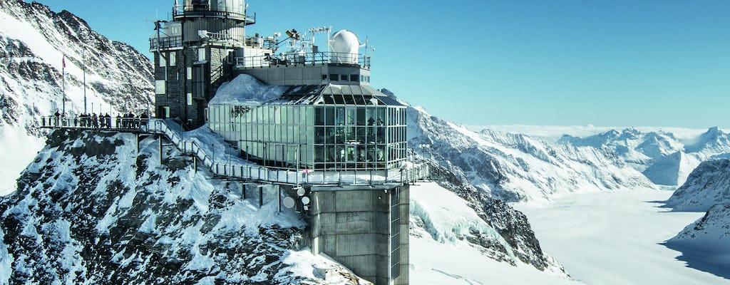 Gita di un giorno a Jungfraujoch da Lucerna