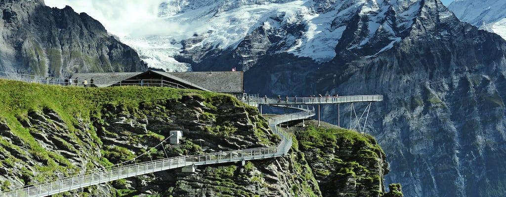 Однодневная поездка в Гриндельвальд первый горный приключение от Люцерна