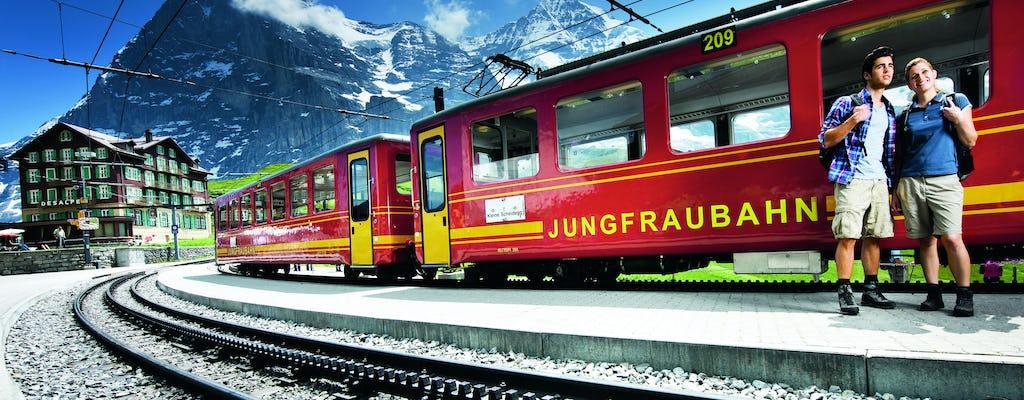 Kleine Scheidegg Gita di un'intera giornata al centro delle Alpi da Lucerna