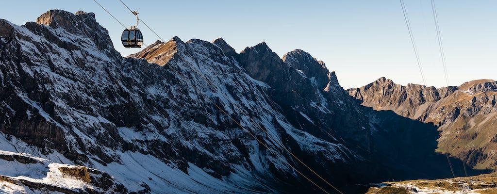 Viagem de meio dia para a eterna neve e geleira do Monte Titlis de Lucerna