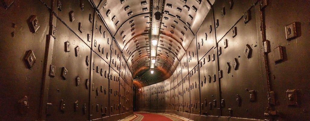 Visita al Bunker 42 en Moscú