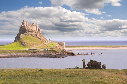 Excursión de un día a Holy Island, el castillo de Alnwick y Northumbria desde Edimburgo