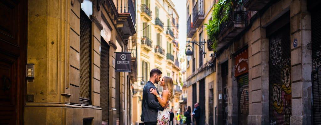 Sesión de fotos profesional en Barcelona