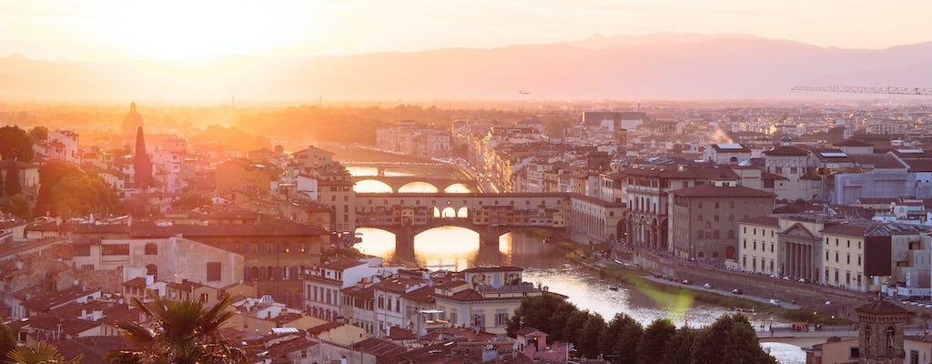 Exklusive Sonnenaufgangstour durch Florenz