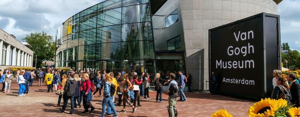 Visita guidata salta fila del Museo Van Gogh