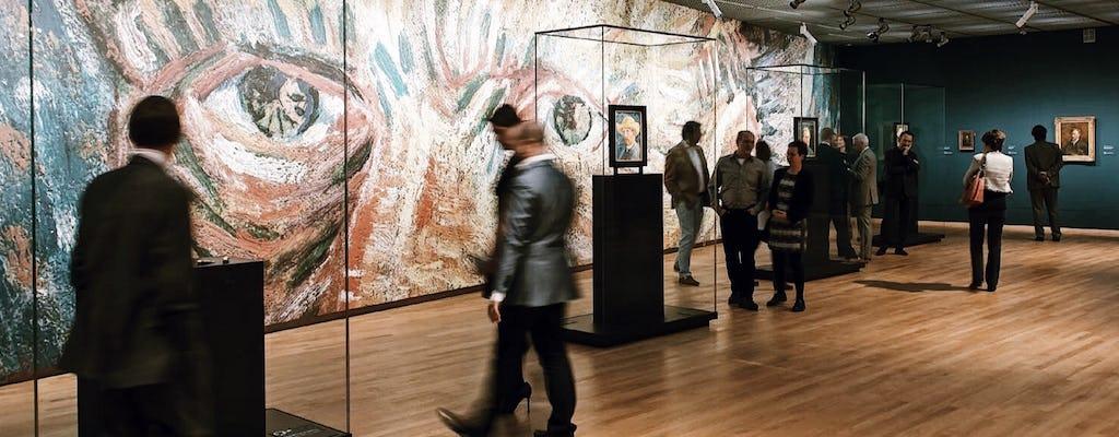 Rijksmuseum i Muzeum van Gogha z przewodnikiem i biletem wstępu bez kolejki