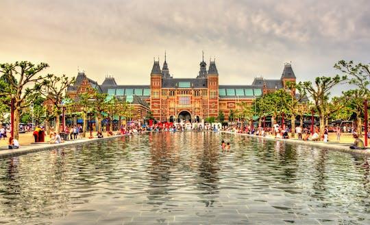Wycieczka z przewodnikiem po Rijksmuseum