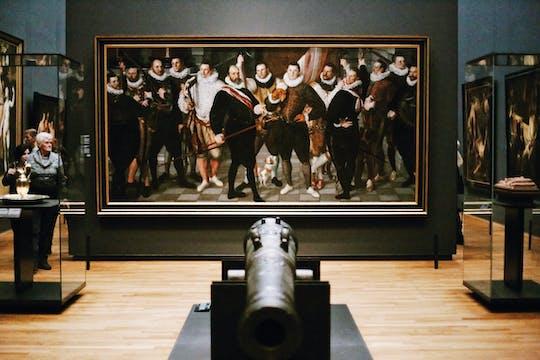 Rijksmuseum, miasto Rembrandta oraz wycieczka po jego domu z przewodnikiem