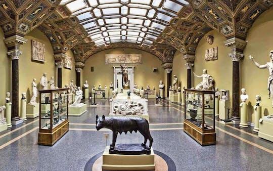 Посещение Государственного музея изобразительных искусств имени Пушкина билеты