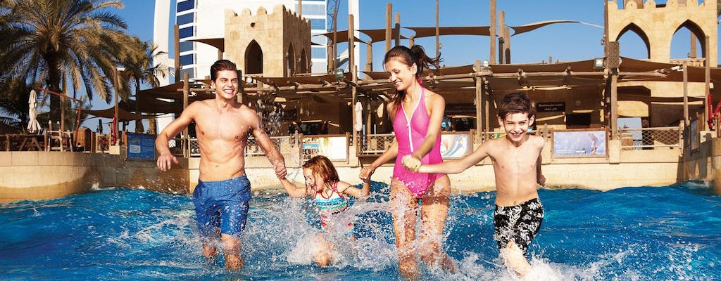 Yas Water World Standard Tickets with Shared Transfer