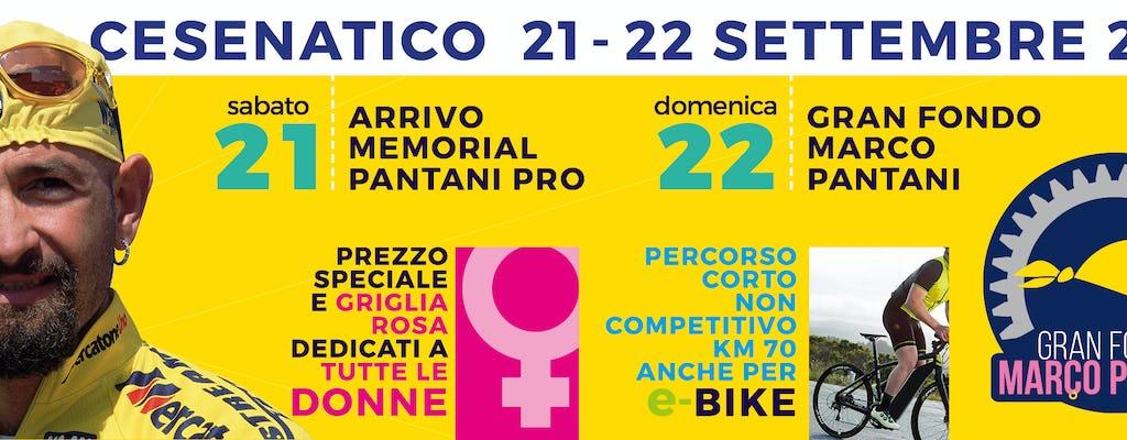 Wyścig kolarski Gran Fondo Marco Pantani 2019