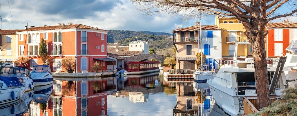 Tour de Saint Tropez e Port Grimaud saindo de Nice