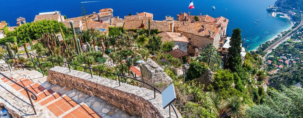 Monaco and Perched Medieval Villages day trip from Nice