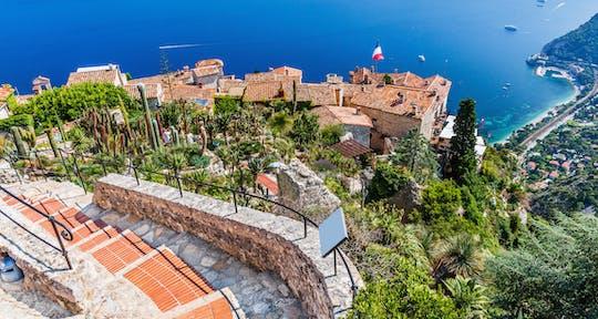 Монако и приютился средневековый день сел перелета из Ниццы
