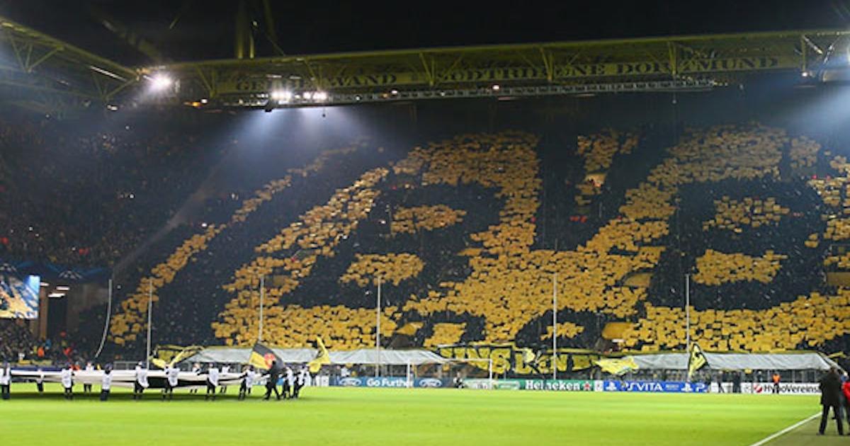 BoruГџia Dortmund Gegen Schalke 04