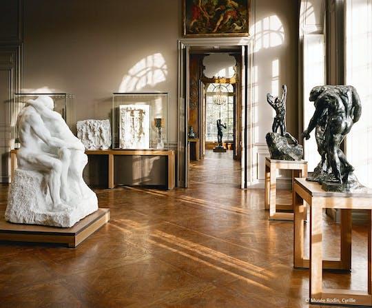 Bilhete sem fila para o Museu Rodin