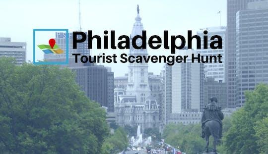 Philadelphia Museums Tourist Schnitzeljagd