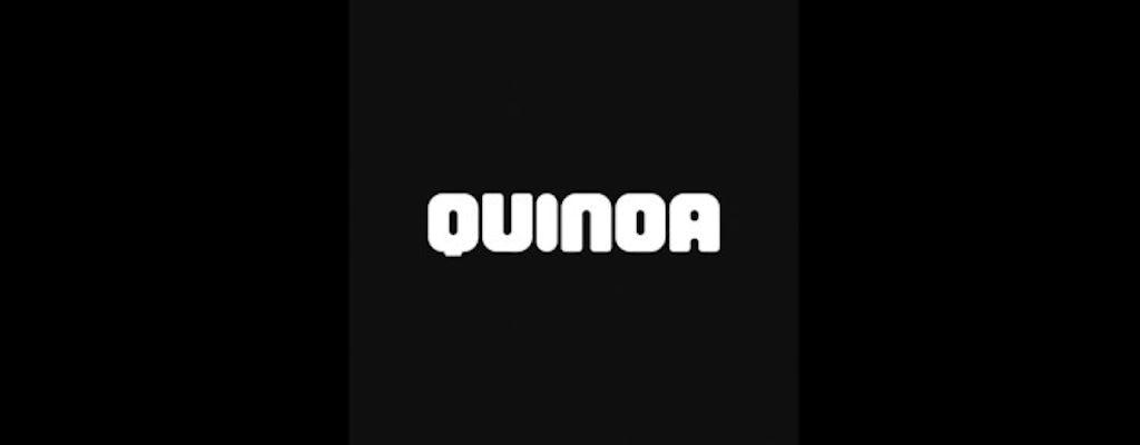 Goya Meets Quinoa